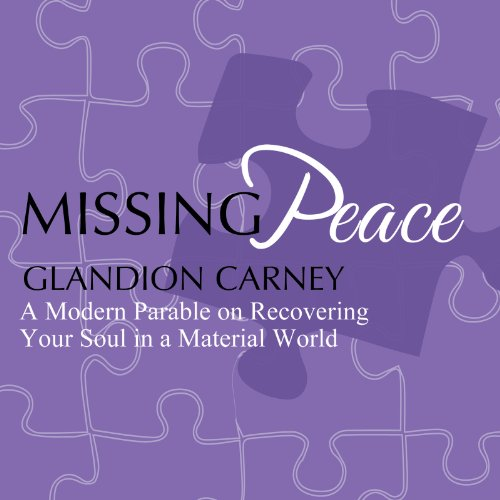 Missing Peace audiobook cover art