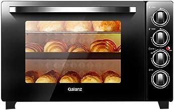 Fours grille-pain Mini Four de 60L avec de Multiples Fonctions de Cuisson et de grillade, contrôle de température réglable...