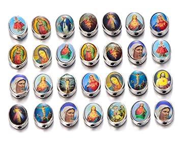 saint beads