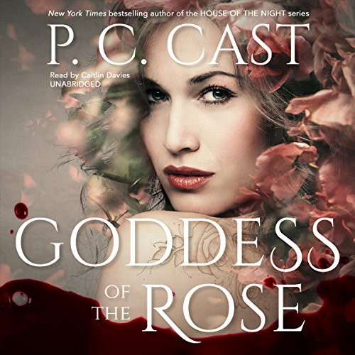 Goddess of the Rose audiobook cover art