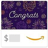 Amazon.ca Gift Card - Congrats Fireworks