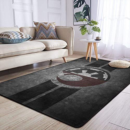 Alfombra con el logotipo imperial de The Home Decor Collection alfombras para...