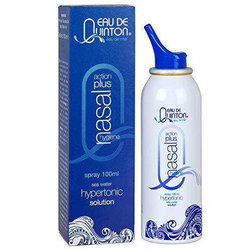 Quinton Hipertónico Higiene Nasal Acción Plus - 100 ml