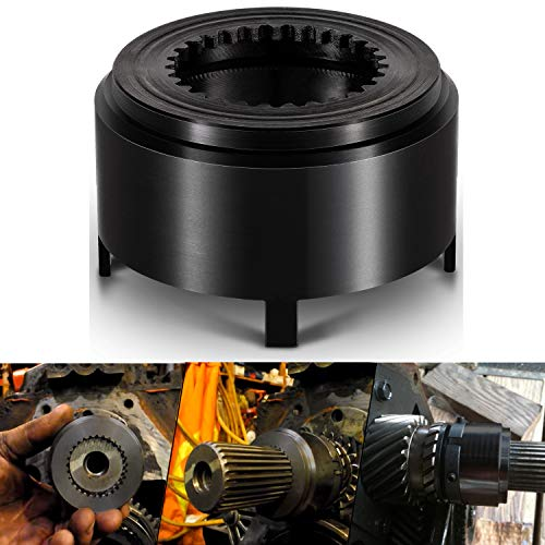 Dodge NV4500 5th Gear Fix Retainer /& Upgraded Lock Nut  5 Speed 4x4 Transmission