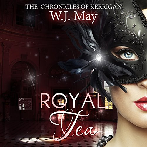Royal Tea audiobook cover art