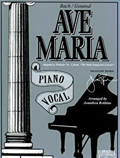 Best ave maria piano sheet Reviews