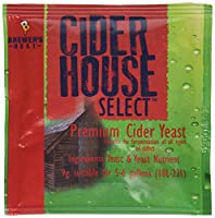 Cider House Select Premium Cider Yeast-3 Count by Home Brew Ohio
