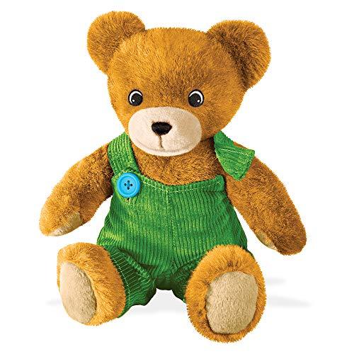 "YOTTOY Corduroy Bear Collection | Corduroy Bear Soft Stuffed Animal Plush Toy - 13"""