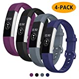 Best Fitbit Replacement Bands - Welltin Bands Compatible with Fitbit Alta/Alta HR Review