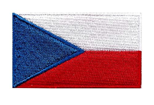 Gemelolandia Parche Termoadhesivo Bandera República