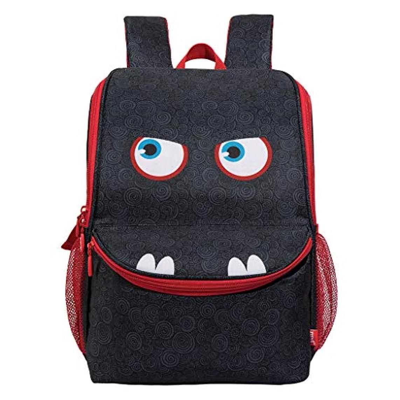 ZIPIT Wildlings Backpack for Children, Black