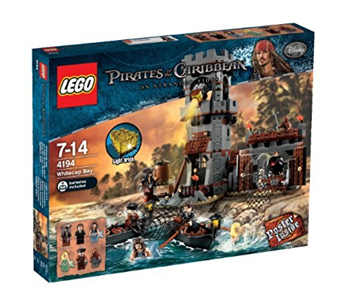 LEGO Piratas del Caribe 4194 - Whitecap Bay