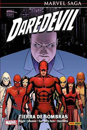 Daredevil 23. Tierra de sombras (MARVEL SAGA)