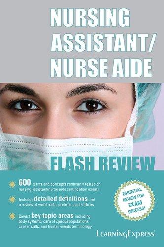 51qkJv2v2AL - Nursing Assistant/Nurse Aide Flash Review