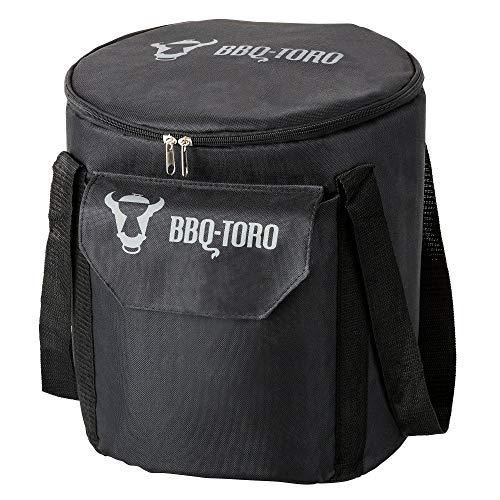 BBQ-Toro Bolsa de Transporte para Horno de Cohetes I 33 x 32 cm I Almacenamiento Estufa de Cohete I Accesorio Barbacoa