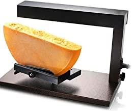 WIDIMS Fondoir à Fromage Commercial Réchauffeur de Fromage Machine à Fondre à raclette Tradicional Fondoir électrique pour...