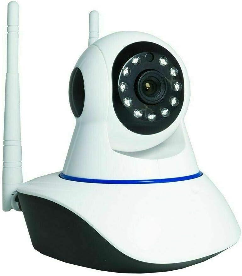 Kit de 2 cámaras IP de infrarrojos con wifi, HD 720p, motorizadas con aplicación Yoosee
