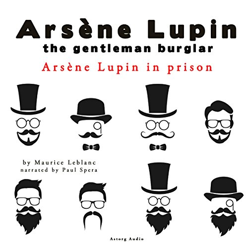 『Arsène Lupin in Prison』のカバーアート