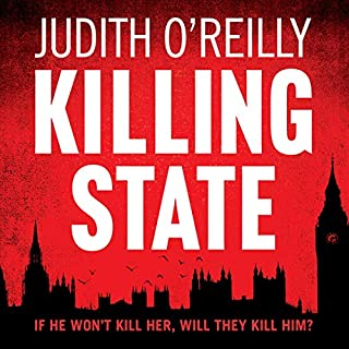 Killing State audiobook cover art