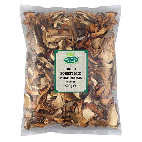 Getrocknete Waldpilze 500 g – eine Premium-Qualität von Hatton Hill…