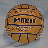 Mega Water Polo - Balón de Golf (Talla 3), Color Amarillo