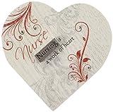 Pavilion Gift Cutie Patootie Pavillon Nurse Mark My Words Selbststehendes Urlaubsschild 7,6 x 7,6 cm