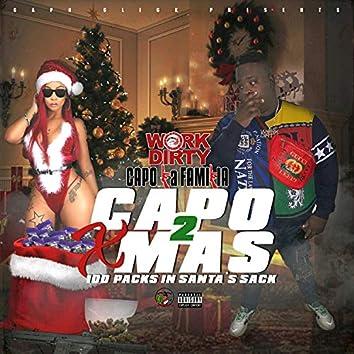 Capo Xmas 2: 100 Packs In Santa's Sack