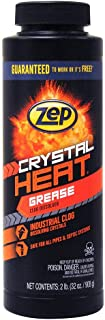Zep Crystal Heat Grease Clogger, 2 lbs