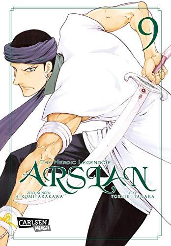 The Heroic Legend of Arslan 9 (9)