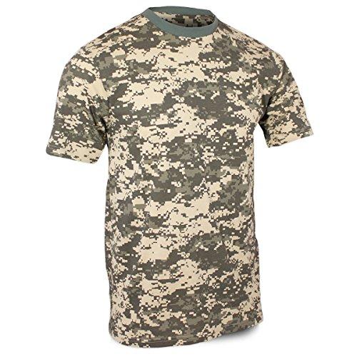 Mil-Tec–Camiseta de camuflaje del Ejercito Popular Nacional, 11012070, diseño de píxeles, large