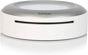 Tivoli Audio Wireless Home Model CD Player White (ARTCD-1786-NA)