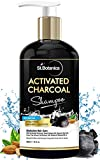 Best Coal Tar Shampoos - StBotanica Activated Charcoal Hair Shampoo, 300ml - No Review