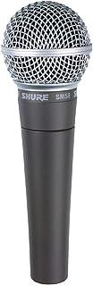 SHURE ダイナミックマイク SM58-LCE + マイクケーブル XLR3ピン メス⇔XLR3ピン オス 4.5m セット SM58CN 【国内正規品/amazon限定】