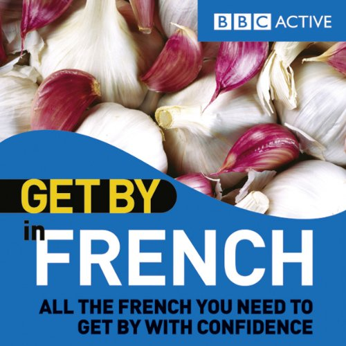 Get By in French audiobook cover art