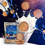 Harina de avena, Oatking, 1kg, OFERTA CUPON-5% !! Harina Integral, harina de sabor, ideal para...