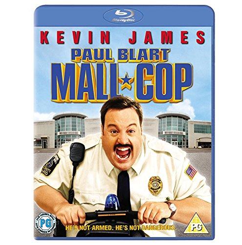 Paul Blart - Mall Cop [Blu-ray] [UK Import]