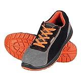 Reis BRVENEZUELA_SBP37 - Scarpe antinfortunistiche, numero 37, colore: Blu/Nero/Arancione