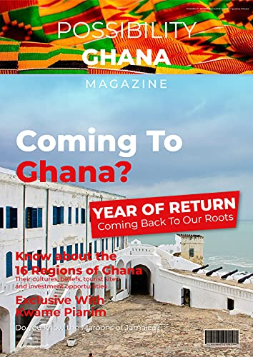 Possibility Ghana: Africa Arise