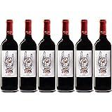 Heavy Metal Vino Tinto - 6 Botellas - 4500 ml