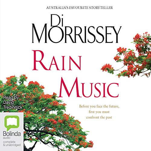 Rain Music audiobook cover art