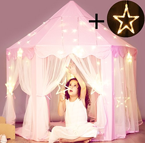 Princess Castle Tent with Large Star...