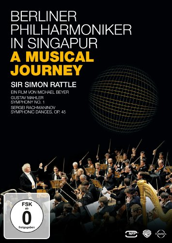 Berliner Philharmoniker in Singapore – A Musical Journey in 3D