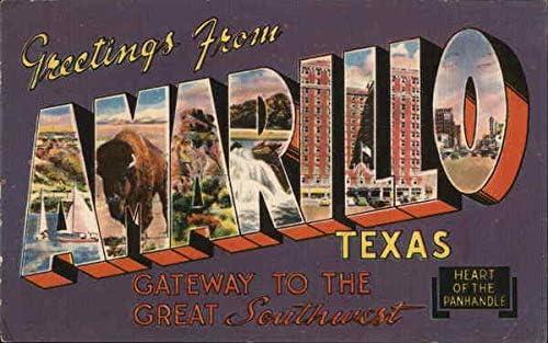 Amarillo Texas Gateway