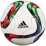 adidas Ball Conext 15 Replique Balón, Hombre, Blanco/Negro/Verde, 5