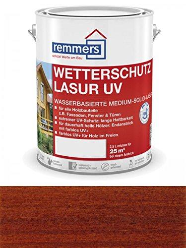 Remmers Wetterschutz-Lasur UV - teak 2,5L