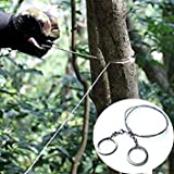 Virtue Chinis Garden Hand Steel Trimming Saw Outdoor Portable Survival Chain Saw -