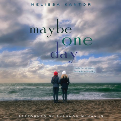 Maybe One Day audiobook cover art