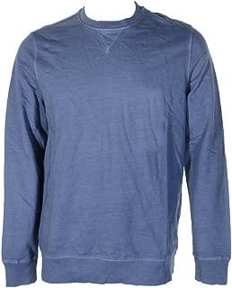 Club Room Mens Lightweight Casual Crew Sweatshirt