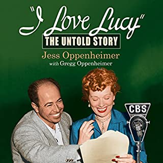 I Love Lucy: The Untold Story cover art