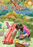 Advanced Origami Dinosaurs Papercraft Kit - Explicit Instruction Book Origami Dinosaur: Advanced crafts guidebook with 300 Large diagrams (English Edition)